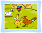 Cute Farm Coloring Game
