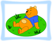 Winnie The Pooh Coloring Game